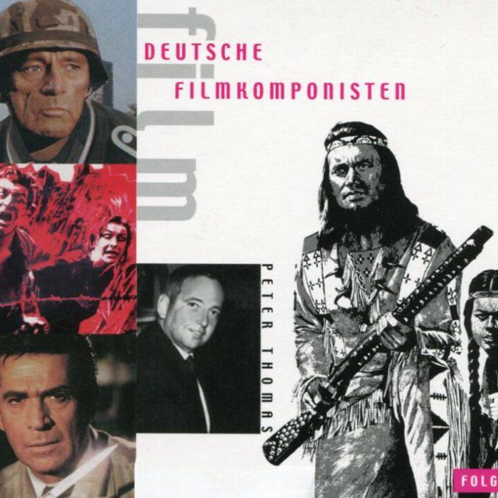 Deutsche Filmkomponisten, Folge 5 (Compilation), Peter Thomas