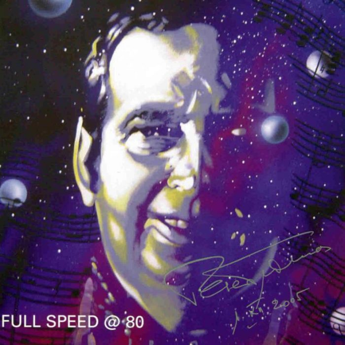 Full Speed @ 80 (Compilation), Peter Thomas