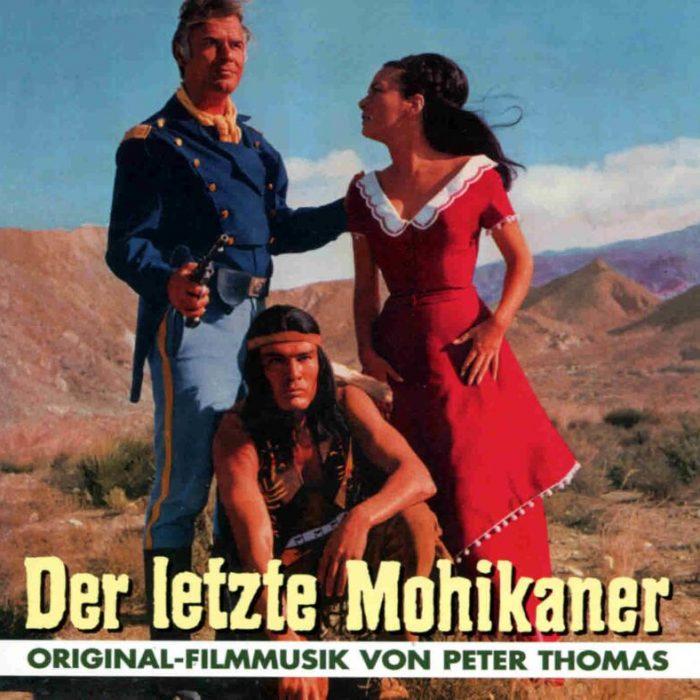 Der letzte Mohikaner, Peter Thomas