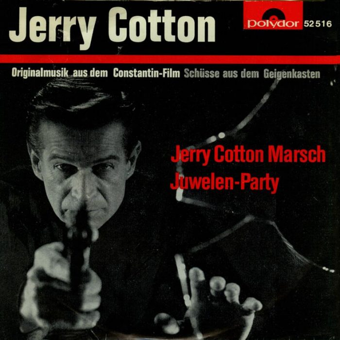 Jerry-Cotton-Marsch (theme from the Jerry Cotton film series)