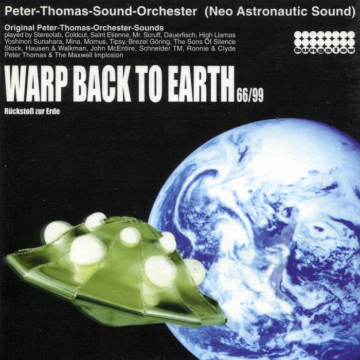 Warp Back to Earth 66/99, Peter Thomas & Various