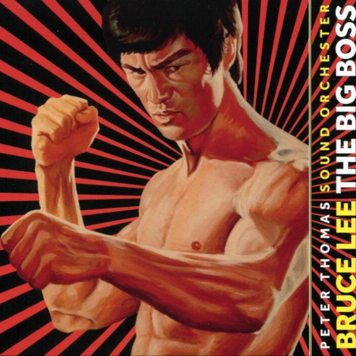 Bruce Lee - The Big Boss (Revised), Peter Thomas Sound Orchester