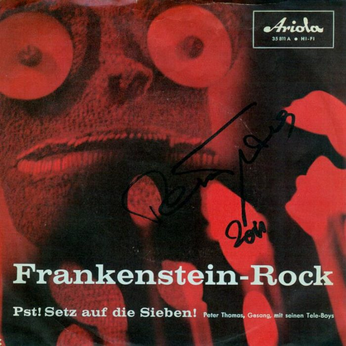 Frankenstein-Rock
