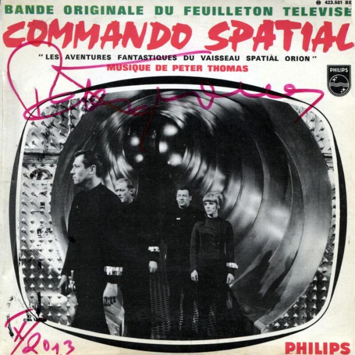 Commando Spatial: Space-Patrol (Original Soundtrack Raumpatrouille)