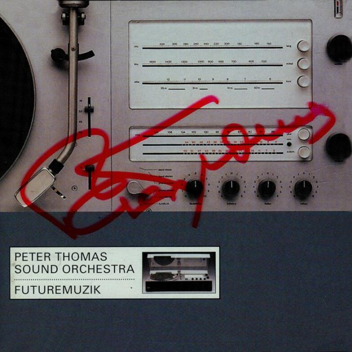 Futuremuzik (Compilation), Peter Thomas Sound Orchester