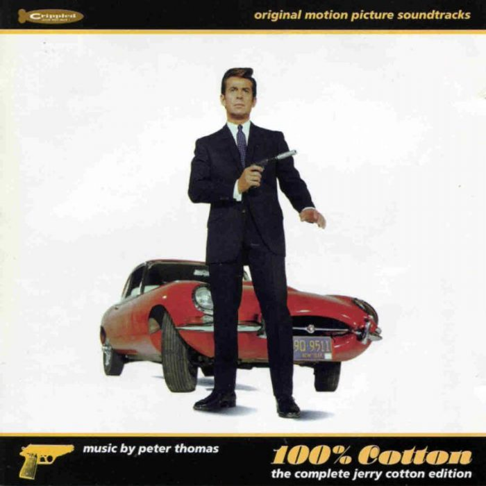 100% Cotton - The Complete Jerry Cotton Edition (Compilation), Peter Thomas