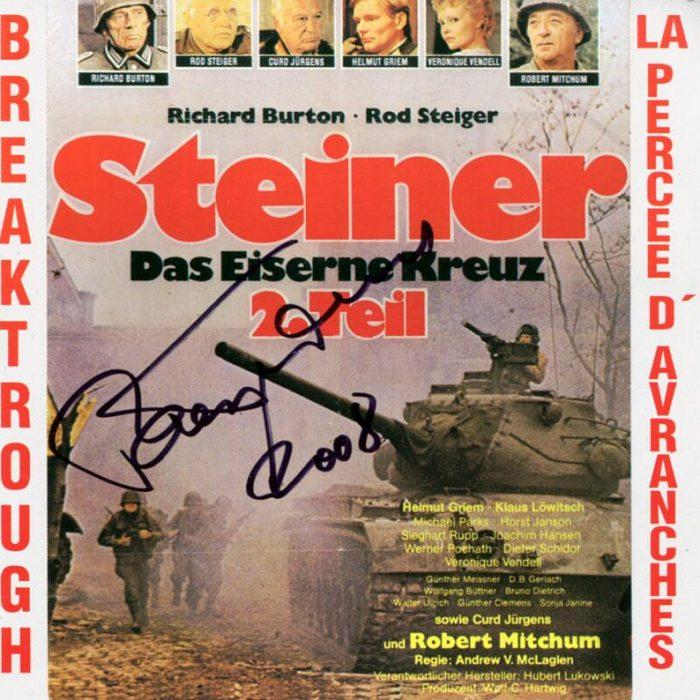 Steiner - Das eiserne Kreuz, 2. Teil, Peter Thomas