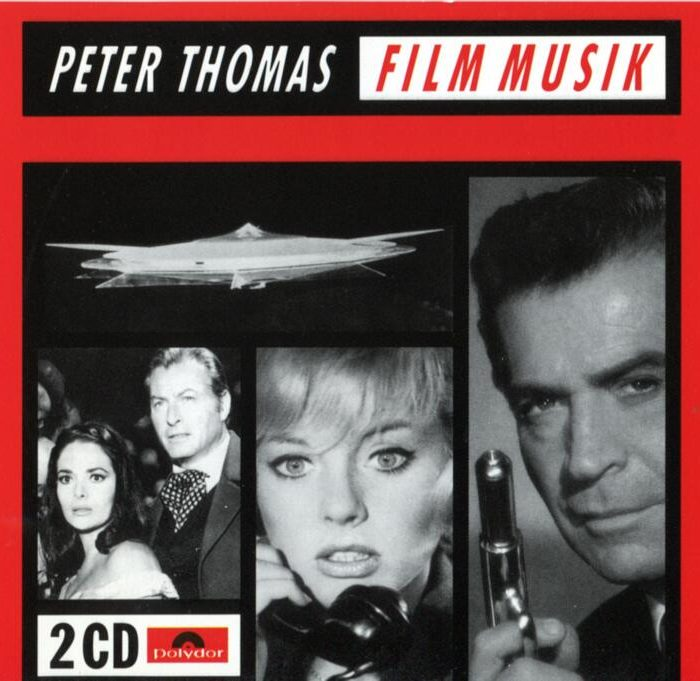 Film Musik (Compilation), Peter Thomas