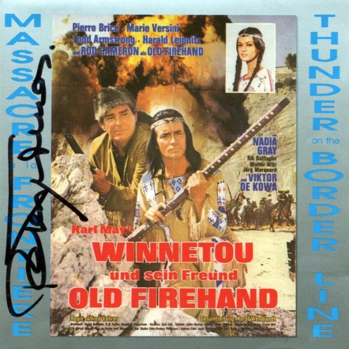 Winnetou und sein Freund Old Firehand, Peter Thomas