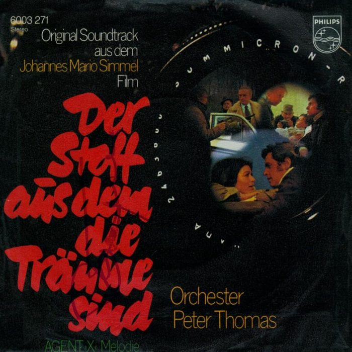 Der Stoff aus dem die Träume sind (title theme from the film of the same name)
