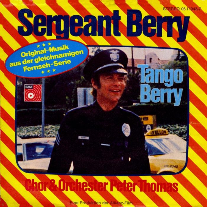 Sergeant Berry (title theme from the TV series of the same name)