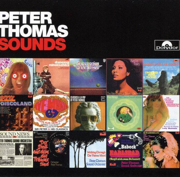 Peter Thomas Sounds (Compilation), Peter Thomas Sound Orchester