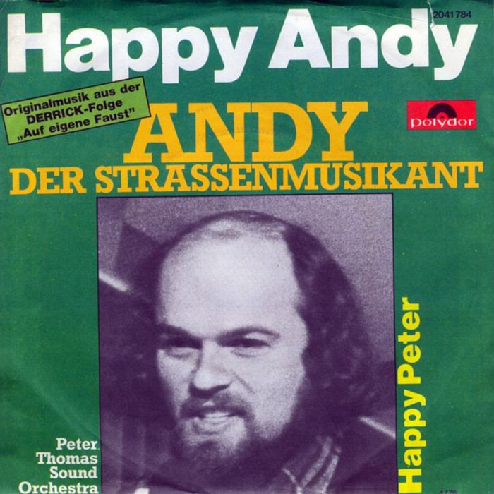"Happy Andy (from the TV episode ""Derrick - Auf eigene Faust"")"