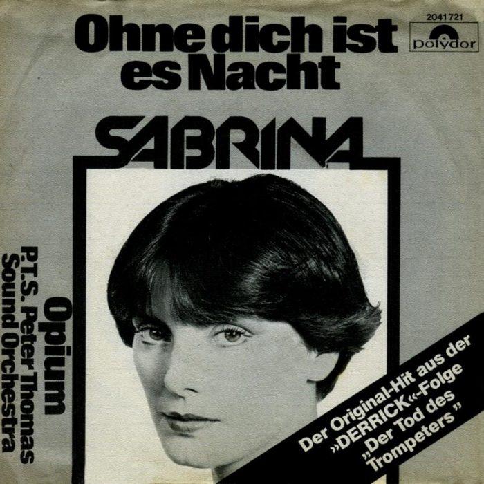 """Ohne dich ist es Nacht (aus der TV-Folge """"Derrick - Der Tod des Trompeters"""")"""