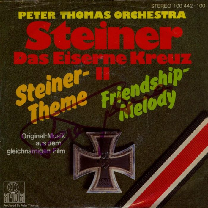 Steiner-Theme (from the film Steiner 2)