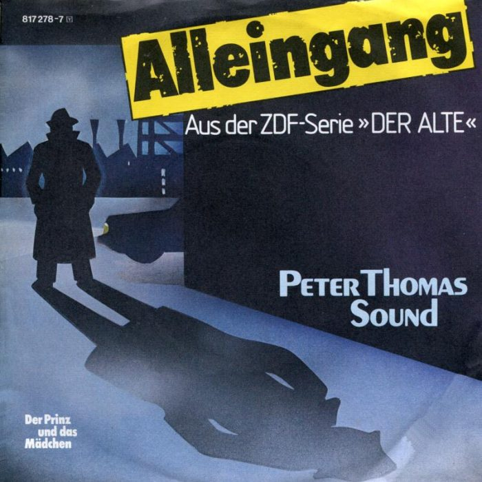 Alleingang (from the ZDF series Der Alte)