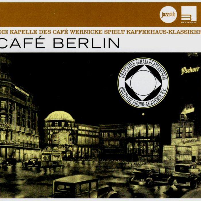 Café Berlin (Compilation), Peter Thomas & Die Kapelle des Café Wernicke